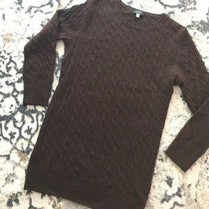 Cashmere J.Crew sweater