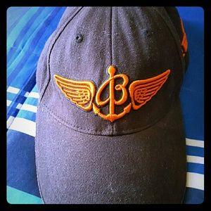 Breitling Other - Navy Blue Breitling Hat