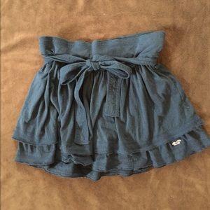 Hollister Dresses & Skirts - Hollister cotton mini skirt