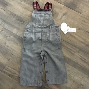 Other - New overalls with tags
