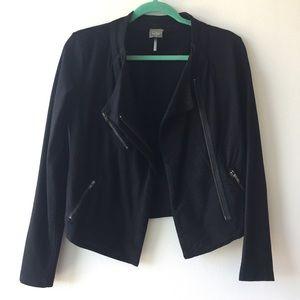 Free People Jackets & Blazers - Bobi LA cotton moto jacket