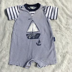 Le Top Other - Le Top Nautical Romper