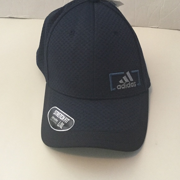 cd7879cb Adidas Accessories | New Mens Stretch Fit Climalite Hat | Poshmark