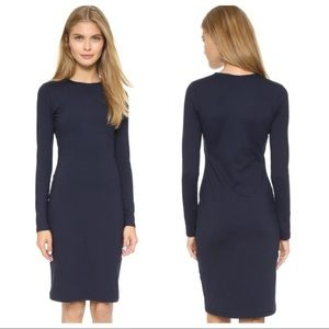 Susana Monaco Dresses & Skirts - Susana Monaco Emma Long Sleeve Dress Blue