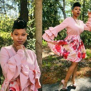 Dresses & Skirts - Flower Petal Skirts
