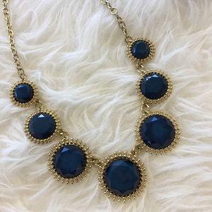 Jewel Statement Necklace
