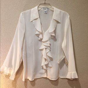 Tops - Judith hart collection blouse NWT