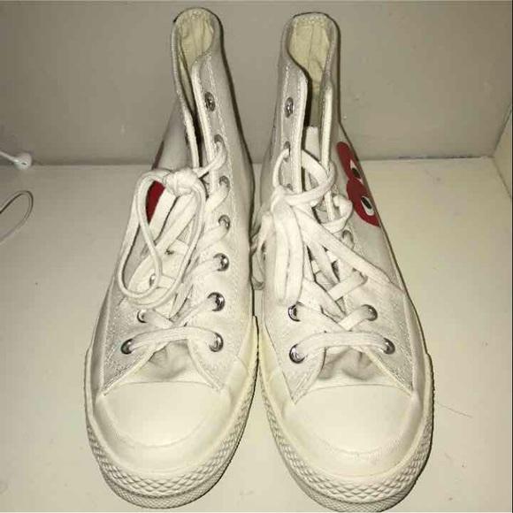 738241a9c13e69 Comme des Garcons Shoes - CDG x converse