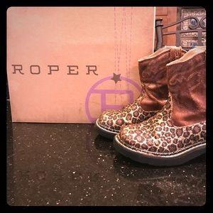 Roper Other - Little Girl Roper cowboy boots 🐎👢