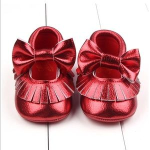 Other - Mary Jane style moccasins