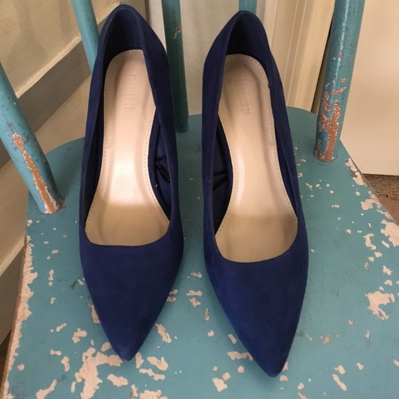 Find great deals on eBay for forever 21 blue shoes. Shop with confidence.