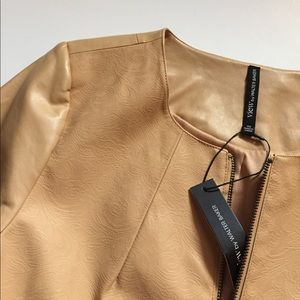 Walter Baker Jackets & Blazers - Walter Baker crop jacket