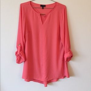 Melon limited tunic top