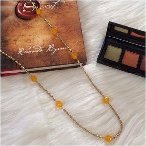J. Crew Jewelry - J. Crew Goldtone Necklace