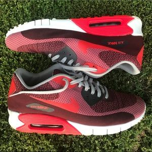 """Nike Other - USED AIR MAX 90 MENS SIZE 13 """"HOT COLORS"""""""