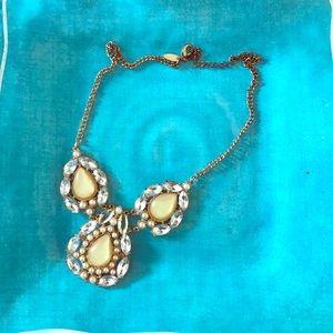 New York & Company Jewelry - NY&Company blush statement necklace