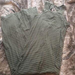 [express] like new maxi dress