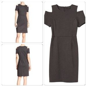 Banana Republic Dresses & Skirts - Banana republic cold shoulder dress 0P