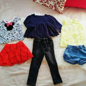 Old Navy Other - 2T Girls Outfits Lot 3