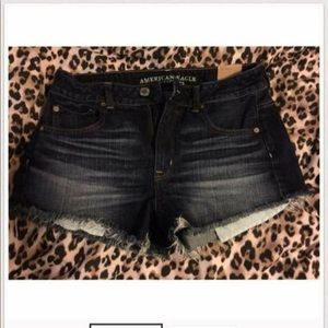American Eagle Outfitters Pants - ❤️American Eagle High Rise Festival Jeans Shorts❤️