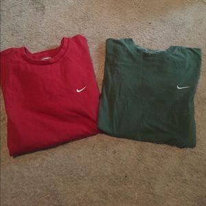 Nike Other - Nike t-shirt bundle