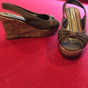 American Eagle by Payless Shoes - American Eagle wedges