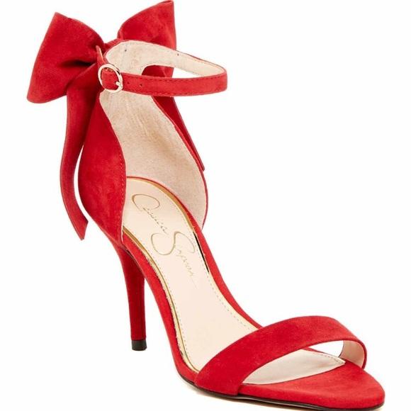 e2ba1f30fbb0 Jessica Simpson Shoes - Jessica Simpson Bow Heels 👠