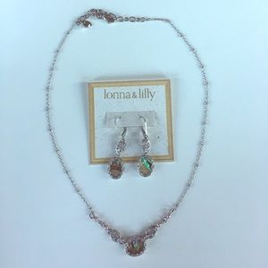 lonna & lilly Jewelry - Necklace and earrings