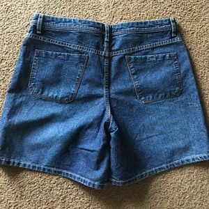 Faded Glory Shorts - Denim shorts