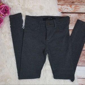 Joe's Jeans Knit Jean Leggings - Gray
