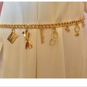 kate spade Accessories - ✨Kate spade✨ Gold✨ Belt