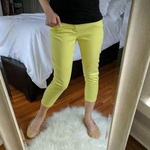 CAbi Pants - CAbi    #760 Bree Limon crops