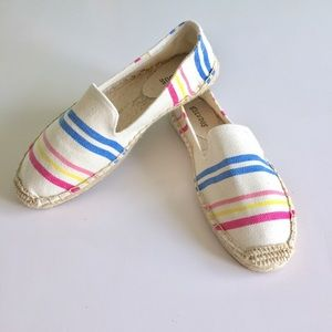 Soludos Shoes - Soludos Stripped Espadrilles
