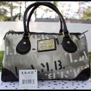L.A.M.B. Handbags - L.A.M.B. Greenwood handbag in Stencil