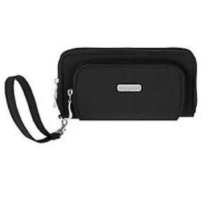 Baggallini Handbags - Baggalini Hudson Wallet in Black