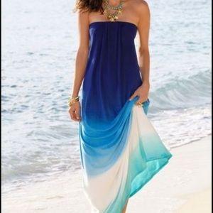 La Blanca Dresses & Skirts - ☀️Take a dip maxi dress☀️