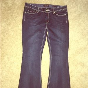 7 for all Mankind Denim - Seven jeans size 14 flare like new