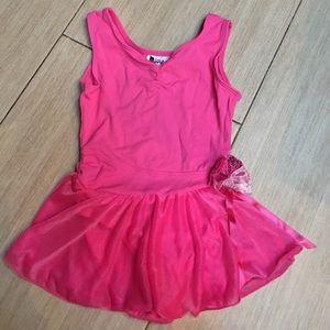 Jacques Moret Other - Little girls pink Leotard