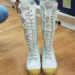 Hunter Shoes - HUNTER WATLING BOOTS