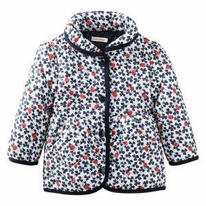 NWT! Joe Fresh Baby Girls Quilt Jacket Floral