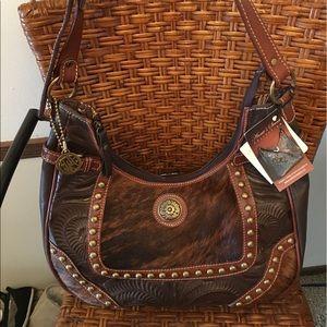 american west Handbags - American West genuine leather handbag