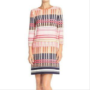 NWT, Eliza J Print Jersey A-Line Dress
