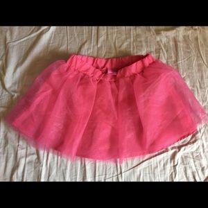 Disney Princess 6T tutu Pink Skirt