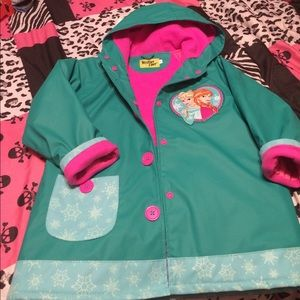 Western Chief Other - Frozen Waterproof Lined Jacket Raincoat Size 6