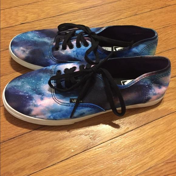 128dc8ef51 Vans Shoes - VANS outer space print shoes