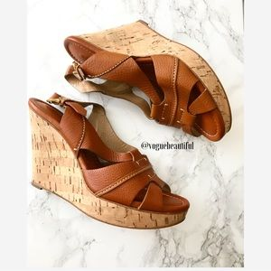 Chloe Shoes - Chloé Renna Wedge sandals
