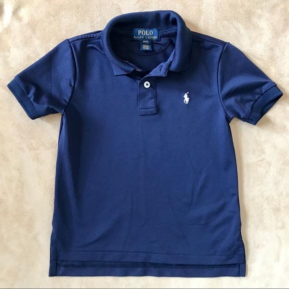 7998985bf0db9 Ralph Lauren Navy Short Sleeve Polo Shirt