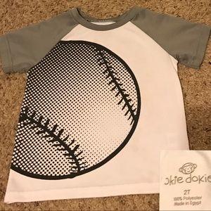 Baseball T-Shirt size 2T