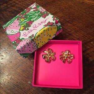 Lilly Pulitzer Jewelry - Lilly Pulitzer studs