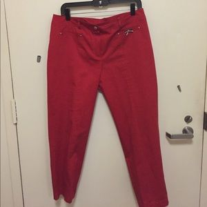Basler Pants - Basler cotton capris